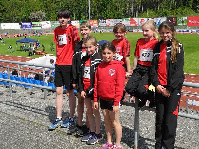 Malchiner Athleten erfolgreich beim Stadionfest in Neustrelitz vertreten.